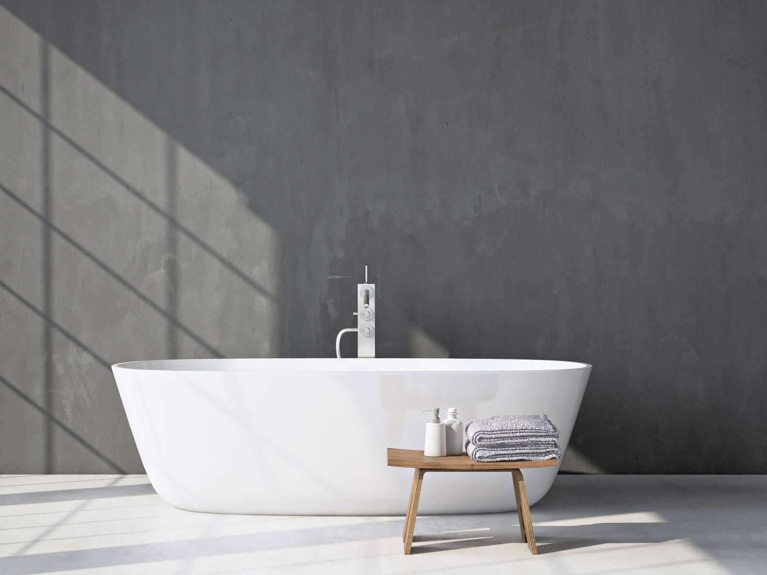 Betere Wat kost een badkamer stucen? - Vakmanvinden.nl KU-68