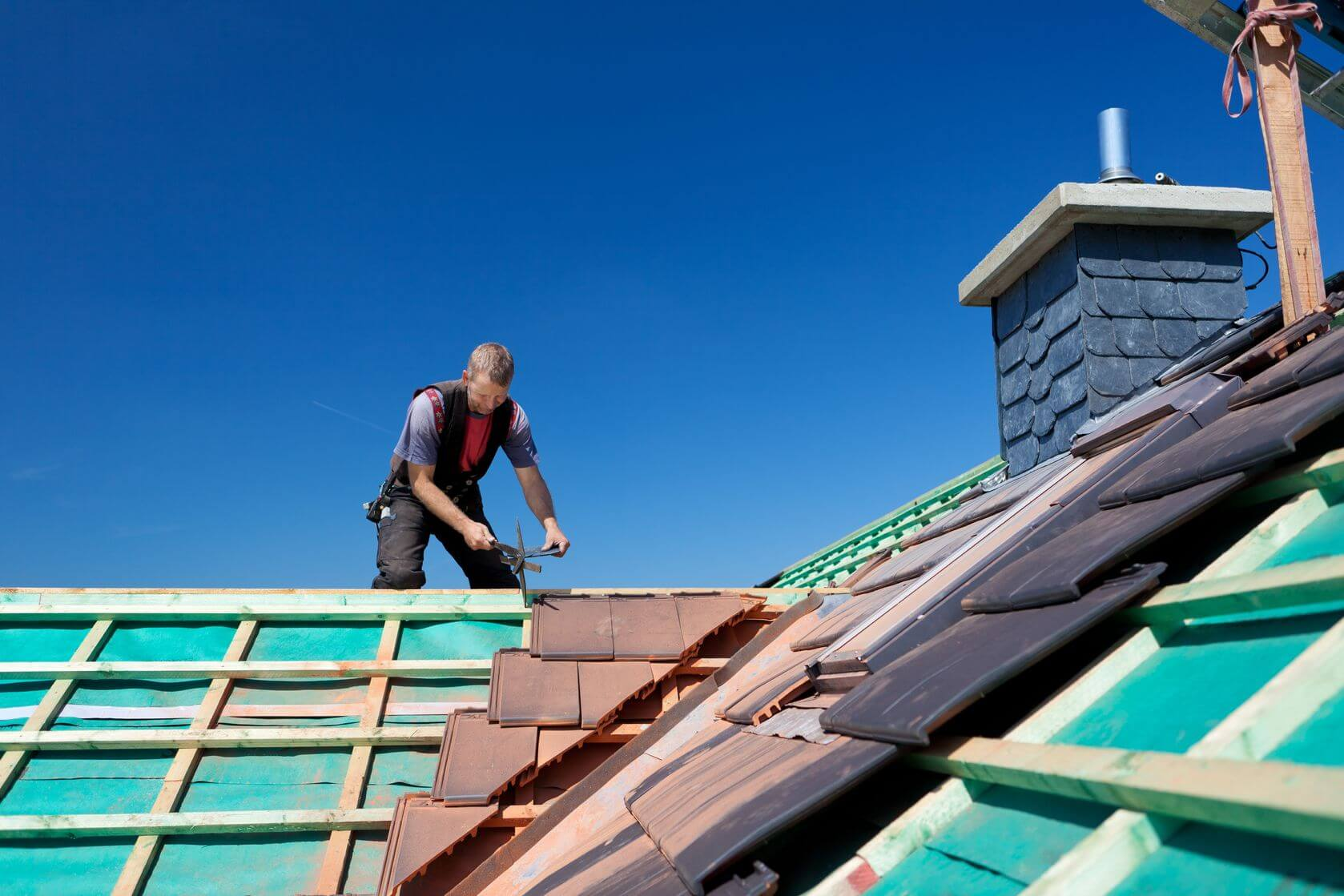 Wat kost een nieuw dak? - Vakmanvinden.nl